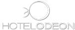 Odeon Hotel on Lefkada Island
